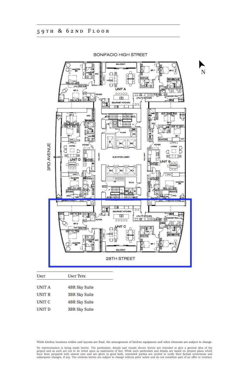 The Suites 4BR